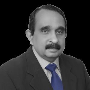 Ashok Zacharia - Finance Director