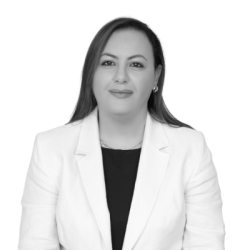 Jalila Benohoud - UAE Human Resources Manager